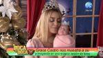 VIDEO | Grace Castro vivió emotiva sesión de fotos junto a su hija