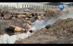 VIDEO |Esta es la situación actual de la cartonera que fue consumida por el fuego en Durán