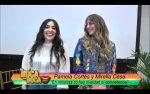 VIDEO | Pamela Cortés y Mirella Cesa unen sus voces por primera vez