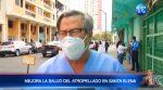 VIDEO | Este es el estado de salud del ciclista atropellado en Santa Elena