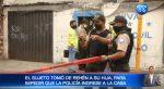 VIDEO | Intentó matar su expareja y luego tomó de rehén a su hija para que la policía no lo atrape
