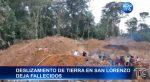 Informe en vivo | Esta es la situación que se vive tras tragedia minera en Esmeraldas