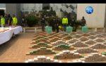 VIDEO | Una tonelada de droga fue incautada en Guayaquil