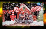 VIDEO | Mira el tras cámaras de la sesión de fotos navideña de 'La Suka' con su familia