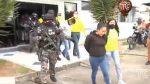 VIDEO | Sacapintas fueron detenidos luego de robar $25.000