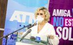 """Cynthia Viteri: """"Son medidas acertadas por las fechas y por evitar el contagio"""""""