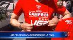 VIDEO | Policía Nacional realizará operativos para evitar aglomeraciones por la final de La LigaPro 2020