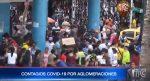 ¡Alerta! Persisten aglomeraciones en el centro de Guayaquil