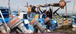 VIDEO | Tres pescadores llevan 13 días desaparecidos en Santa Elena