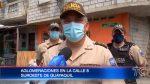 Policía realiza operativos por aglomeraciones en Cristo del Consuelo