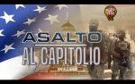 VIDEO |Muere mujer baleada en disturbios en el Capitolio de EE.UU.