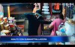 VIDEO  Captan robo con arma de grueso calibre en Manabí