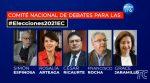 CNE designó a miembros del Comité Nacional de Debates para las elecciones 2021