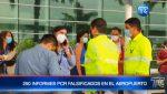 VIDEO   Se descubren pruebas falsas de Covid en aeropuerto de Guayaquil