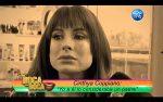 VIDEO   Cinthya Coppiano rompe en llanto por una pérdida familiar