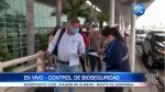 VIDEO   Aeropuerto de Guayaquil realiza controles para detectar el uso de pruebas falsas de COVID-19