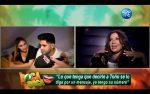 VIDEO | Así reaccionó Samantha Grey sobre Toño Navarrete y Ángela Orellana