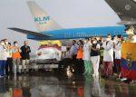 VIDEO |El presidente Lenín Moreno estuvo en la llegada de las primeras vacunas en Guayaquil