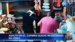 VIDEO | Desarticulan banda delictiva en El Carmen
