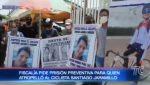 Fiscalía pide prisión preventiva para presunto responsable de la muerte del ciclista Santiago Jaramillo