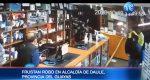 VIDEO |Intentan robar instalaciones de alcaldía de Daule