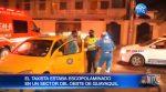 Taxista es drogado en el norte de Guayaquil