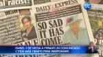Un resumen de las noticias internacionales