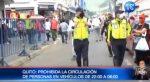 Estas son las nuevas restricciones en Quito