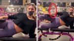 Mujer grabó a un hombre que la acosaba en un gimnasio, la víctima publicó el video en TikTok