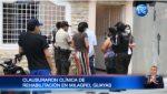 Clausuraron clínica de rehabilitación en Milagro