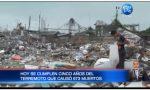 Hoy se cumplen 5 años del terremoto que dejó 673 fallecidos