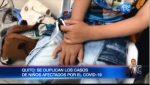 Se duplican casos de niños afectados por Covid-19