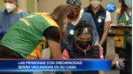 ¿Cómo será el proceso de vacunación en las personas con discapacidad?