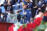 Tannya Varela recibe el mando de la Policía Nacional