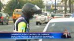 Operativos de control para el toque de queda en Guayaquil