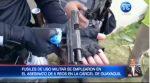 Fusiles militares fueron usados en el último enfrentamiento en la cárcel de Guayaquil