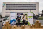 Nature's Garden entregó importante donación al Hospital IESS Sur de Quito