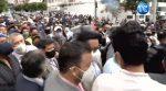 Quito: Transporte urbano sigue suspendido