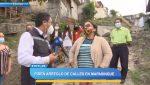 Moradores de Mapasingue realizan una denuncia