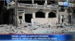 Israel continúa con sus ataques con bomba en Gaza