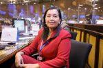 Guadalupe Llori de Pachakutik es la nueva presidenta de la Asamblea