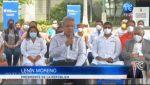 Presidente Lenín Moreno constata proceso de vacunación en Guayas