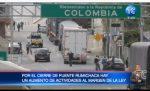 Usan pasos clandestinos para pasar a Colombia de manera ilegal