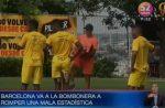Se filtra alineación de Barcelona para enfrentar a Boca Jrs en Argentina