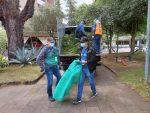 Trabajo comunitario para sancionados por incumplir medidas restrictivas en Quito