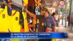 Alta expectativa por el partido de fútbol entre Ecuador y Brasil