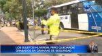 Sacapintas le roban $1.000 a una persona en Guayaquil