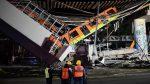 """Accidente con 26 fallecidos en el Metro de Ciudad de México se debió a una """"falla estructural"""""""