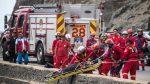 Accidente de autobús cerca de Nasca en Perú deja 27 mineros muertos