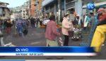 Se registran aglomeraciones en mercado al sur de Quito